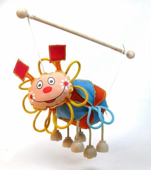 Bourdon , marionnette poupée