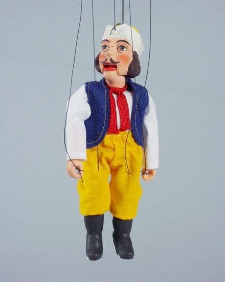 Jean , marionnette poupee