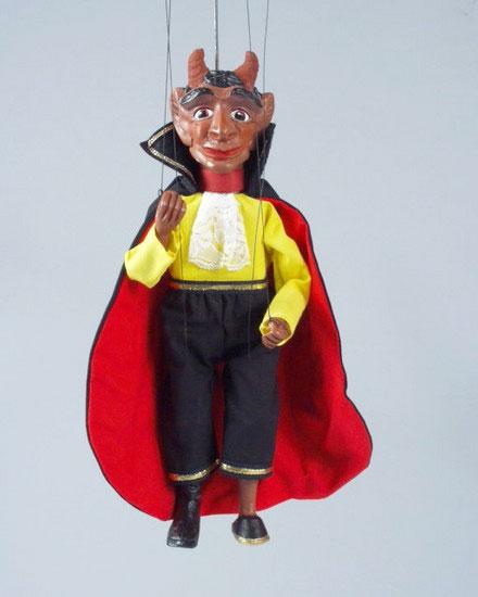Lucifer  , marionnette poupée