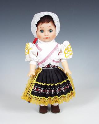 Detva, poupée tchèque