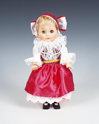 Smichov, poupée tchèque