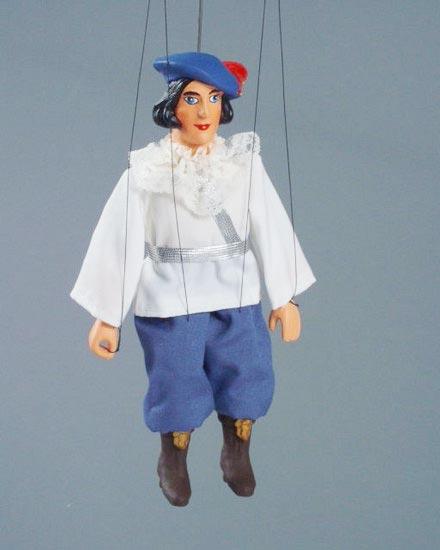 Prince , marionnette poupee