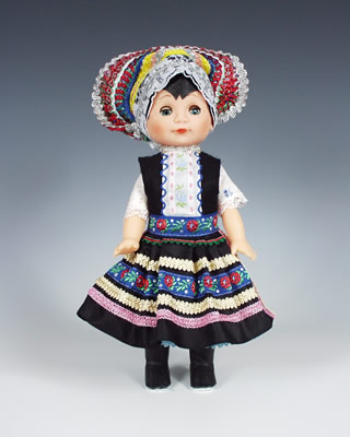 Tekov , poupée tchèque