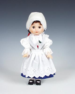Telc, poupée tchèque