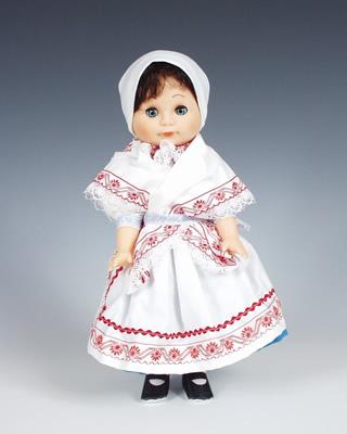 Turnov , poupée tchèque