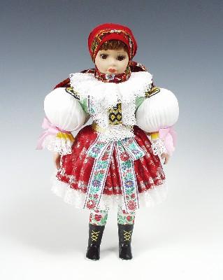 Uhersky brod, poupée tchèque