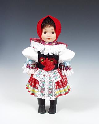 Vicnov, poupée tchèque