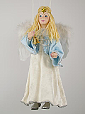 Ange , marionnette poupée