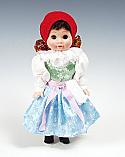 Straznicanka, poupée tchèque