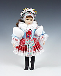 Borsice , poupée tchèque