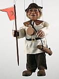 Sancho Panza , marionnette poupee