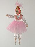 Ballerine , marionnette poupée