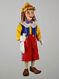Pinocchio, marionnette poupée