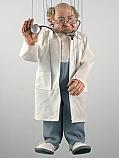 Docteur marionnette poupee