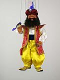 Sultan , marionnette poupée