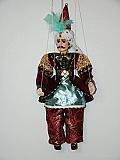 Sultan, marionnette poupée