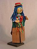 Esprit eau , marionnette poupée