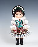 Strananka, poupée tchèque