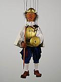Don Quichotte, marionnette poupée