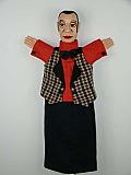 Serviteur , marionnette  poupée