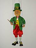 Leprechaun, marionnette poupée