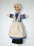 Mere-Michelle , marionnette  poupée