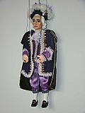 Amadeus Mozart compositeur , marionnette poupée