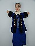 Comte, marionnette  poupée
