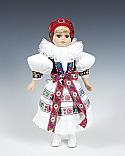 Hanacka , poupée tchèque