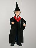 Magicien Potter, marionnette poupée