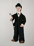 Chaplin , marionnette poupée