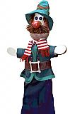 Brigand, marionnette  poupée