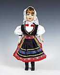 Niva, poupée tchèque