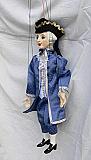 Mozart  , marionnette poupée