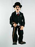Chaplin , marionnette poupee