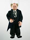 Grand-papa , marionnette poupee