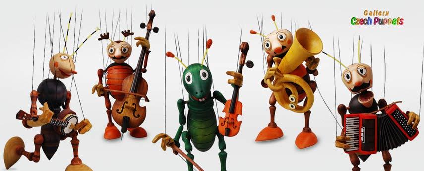 Marionnettes d'auteur acheter sur marionnettes-poupees.com ✔ Enorme sélection de marionnettes en bois, Marionnettes de mains, des poupées ventriloquist et Theatre Marionnettes à vendre en ligne | La Galerie des Marionnettes Tchèques