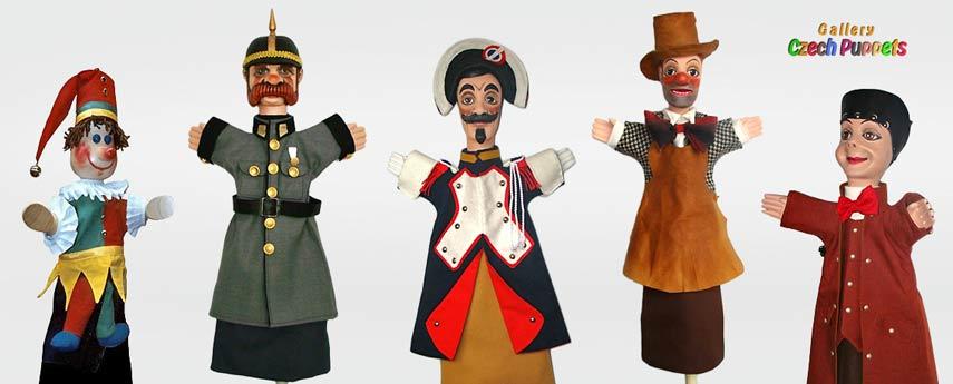 Marionnettes de mains acheter sur marionnettes-poupees.com