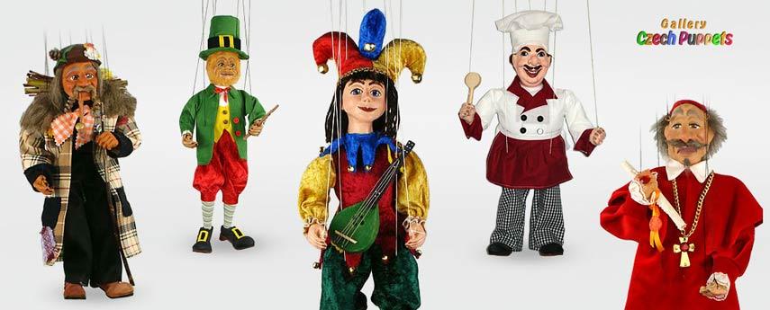 Marionnettes décoratives acheter sur marionnettes-poupees.com