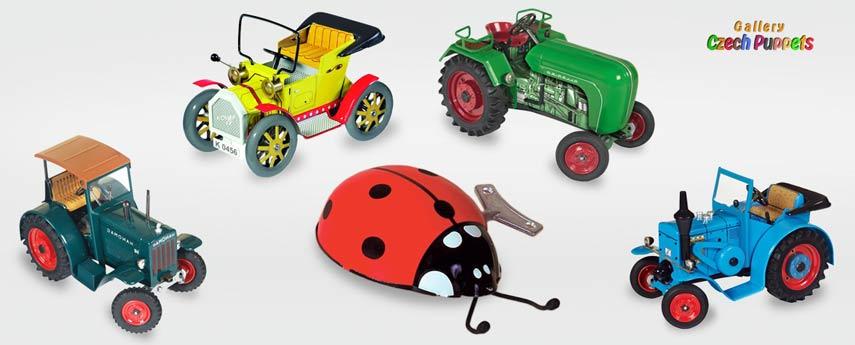 Blechspielzeug kauf fur marionetten-puppen.de