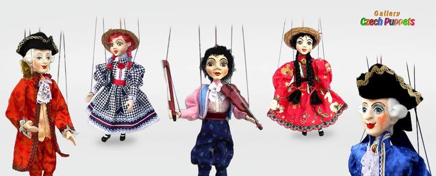 Marionnettes originales acheter sur marionnettes-poupees.com