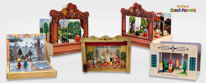 Marionnettes théâtre acheter sur marionnettes-poupees.com