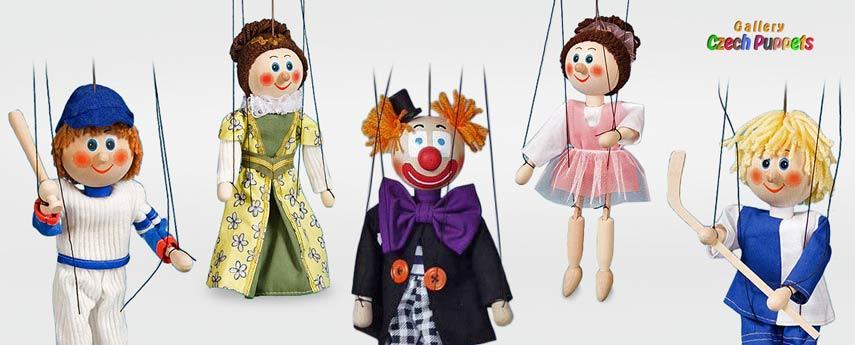 Marionnettes en bois acheter sur marionnettes-poupees.com