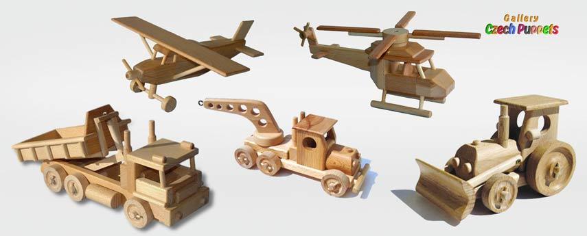 Holzspielzeug kaufen auf marionetten-puppen.de