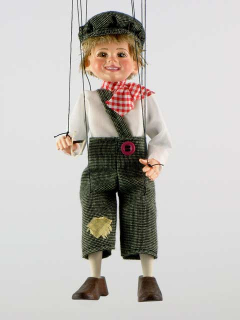 Bambin marionnette poupee
