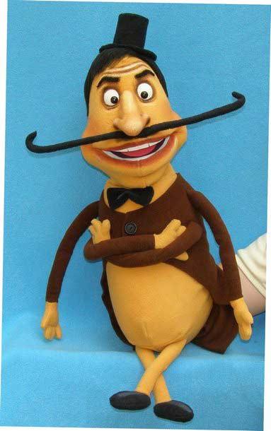 Cafard marionnette poupée