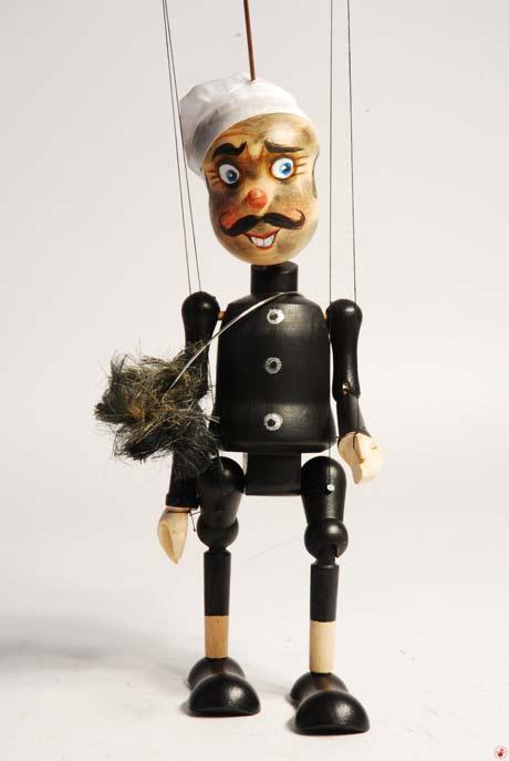 Ramoneur marionnette