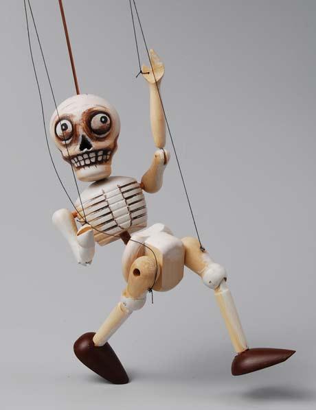 Décès marionnette
