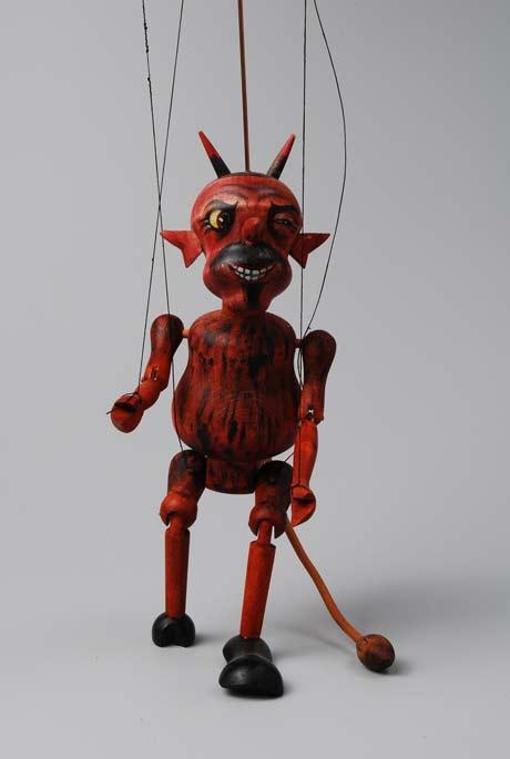 Diable marionnette