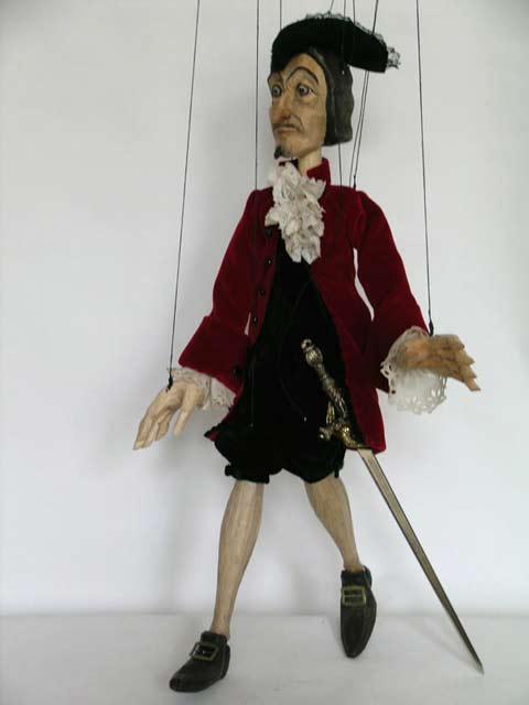 Don Giovanni marionnette poupée
